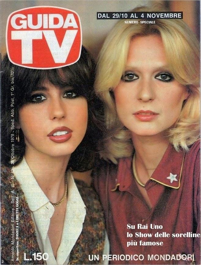 Copertina di Guida TV n.43 del 29 Ottobre 1978