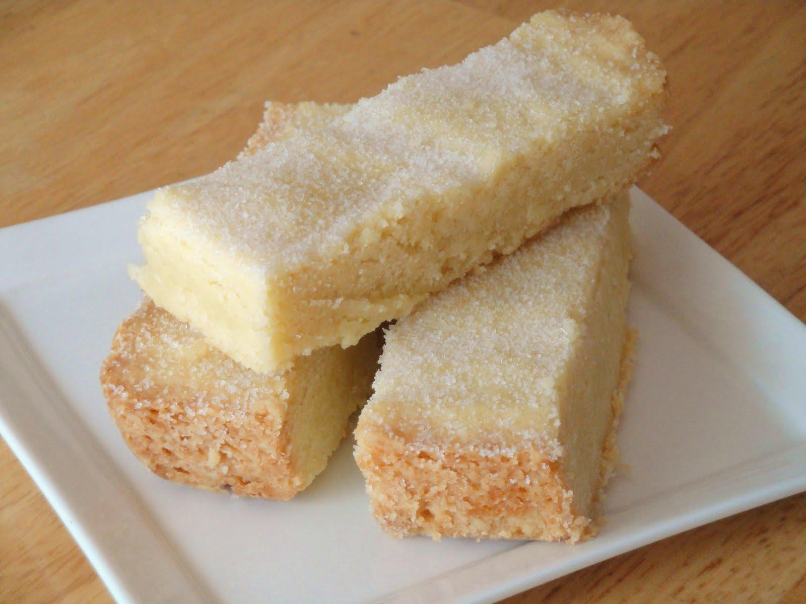 cumin and cardamom: Shortbread Cookie