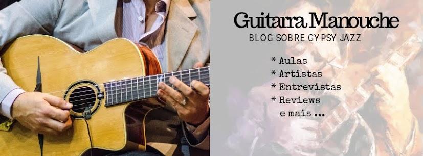 Guitarra Manouche