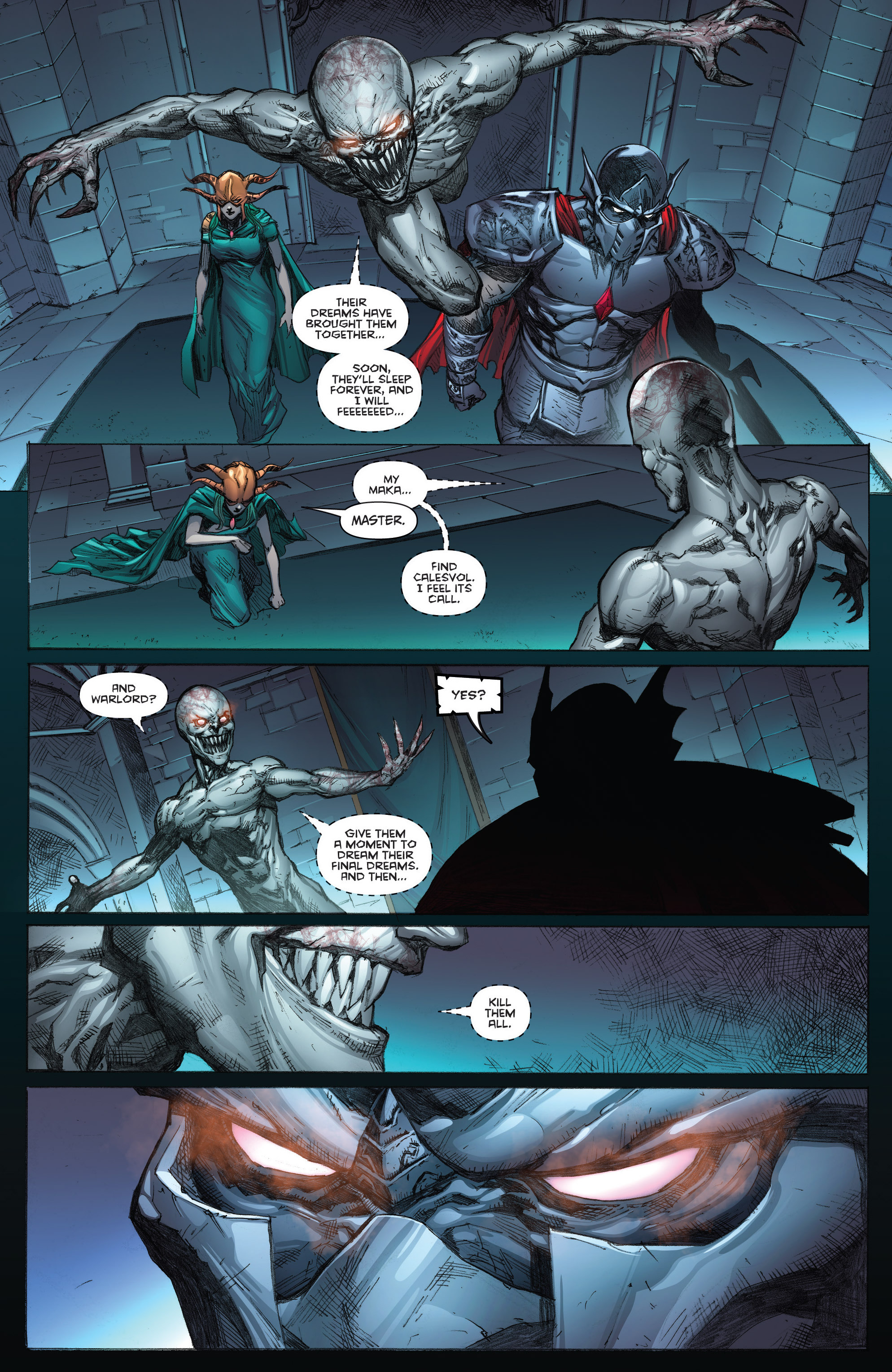 Grimm Fairy Tales (2005) Issue #116 #119 - English 16