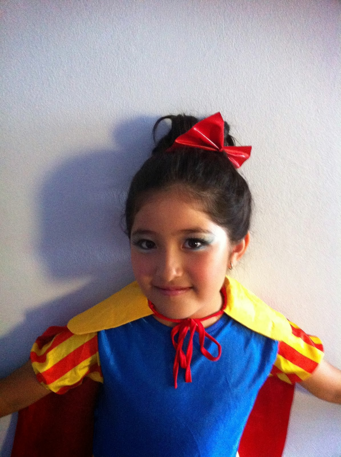 Snow White Make up For Little
