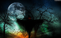 Dark Scarecrow - Dark Gothic Wallpapers