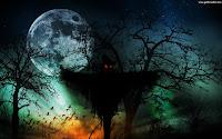 Dark Scarecrow - Dark Gothic Wallpapers
