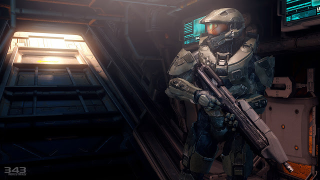 halo 4 bungie microsoft xbox first person shooter