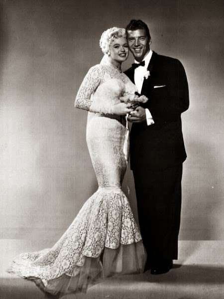 Wedding mickey hargitay and jayne mansfield