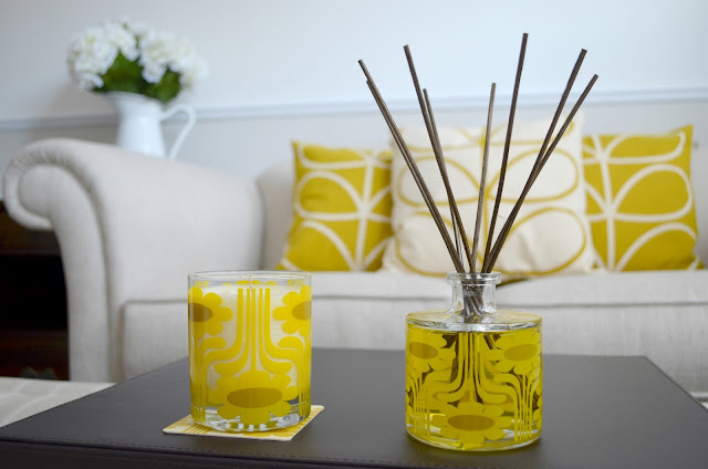 Orla Kiely Sicilian Lemon Home Fragrances