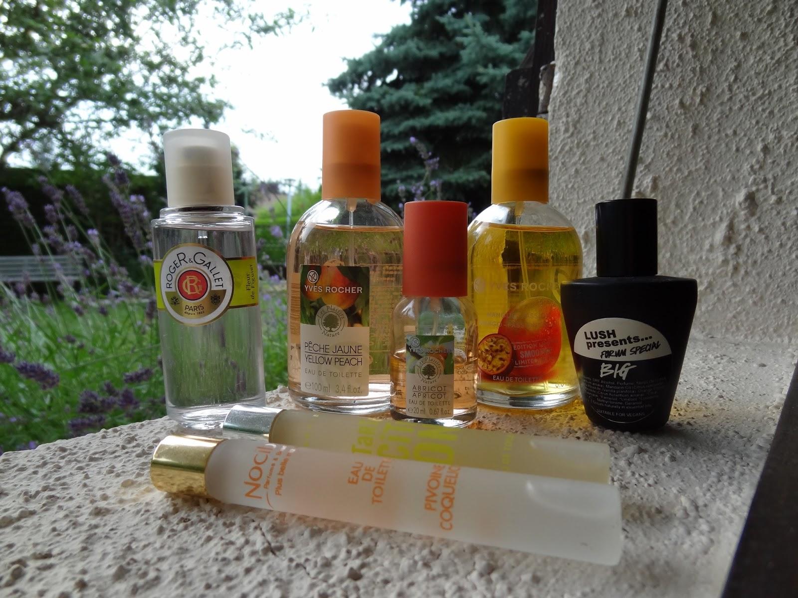 marshmallow et mascara mes parfums de l 39 t petit prix. Black Bedroom Furniture Sets. Home Design Ideas