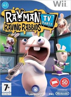 aminkom.blogspot.com - Rayman Raving Rabbids