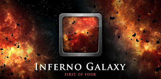 Inferno Galaxy Live Wallpaper