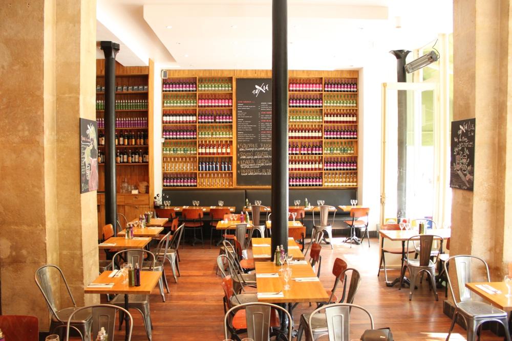 Variantes quand l 39 app tit vient en jouant - Petit jardin restaurant luxembourg le mans ...