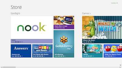 Aplikasi Windows 8 Terbaru 2013