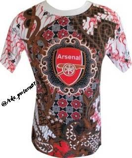 Batik Arsenal