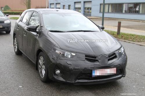 Toyota Corolla 2013 Redesign | Release Date