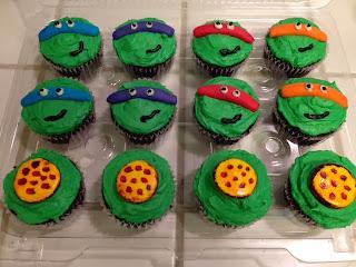 ninja-turtle-cupcakes