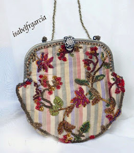 otro bolso de Isabel realizado con la boquilla BO 033