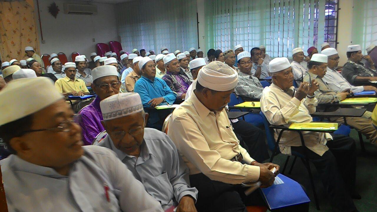 Majlis Agama Islam Dan Adat Melayu Perak Daerah Parit Buntar Taklimat Amil Fitrah Dan Pengagihan Kupon Fitrah Dan Kupon Wakaf Tunai