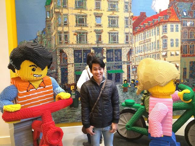 wisata, traveling, copenhagen, denmark, Toko Lego