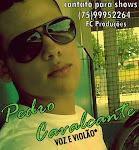 Pedro Cavalcante ( voz e violão ) contato (75) 99952264----- FC PRODUÇÕES