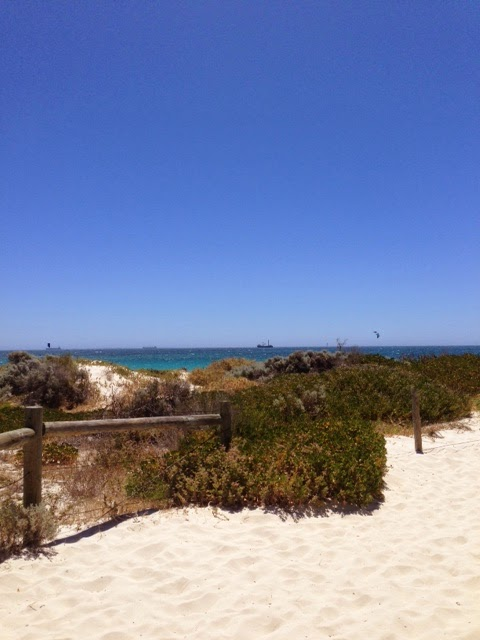 best perth beach