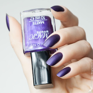 Avon Magic Effects Matte Violetta