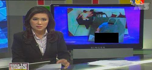 Gambar Dan Video Skandal Seks Azm