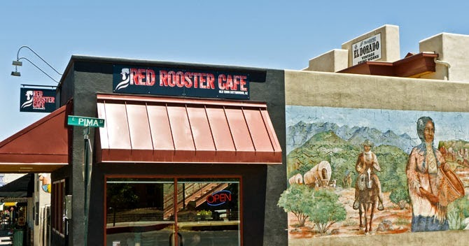Red Rooster Cafe Chemainus