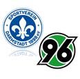 SV Darmstadt - Hannover 96