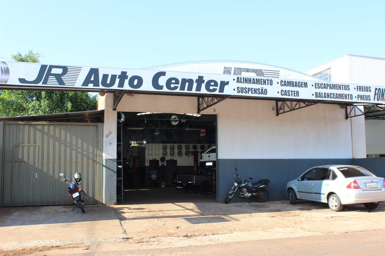 JR AUTO CENTER..