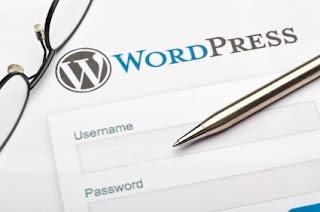 membuat website dengan wordpress