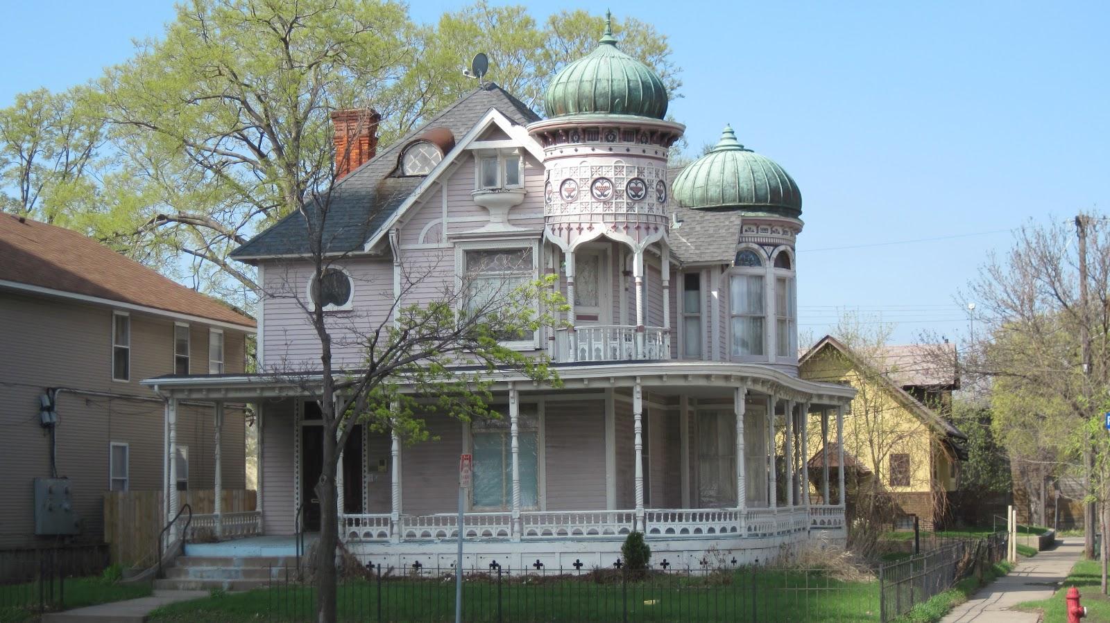 Moorish Revival And Onion Domes Of Minneapolis 1889