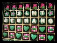 Coklat hantaran 1