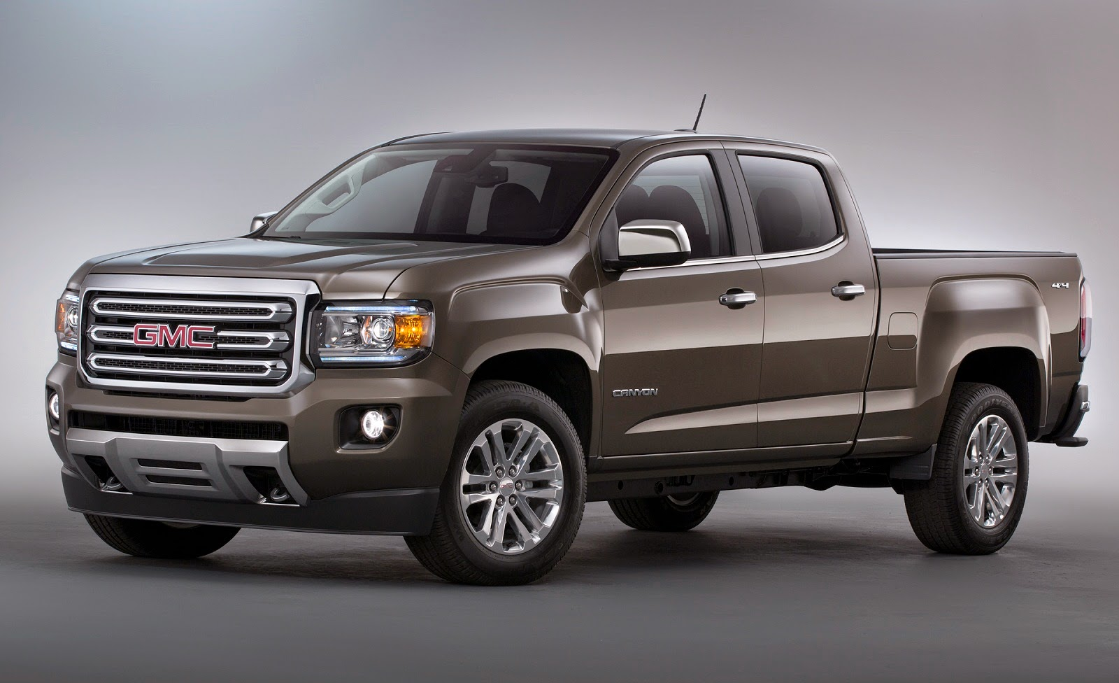 2015 GMC Canyon Elevates Midsize Truck Segment | Car ...