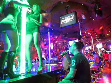 Thailand nightlife picture at Bangla Road Patong