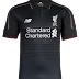 Liverpool's new 3rd Shirt for 2015/16