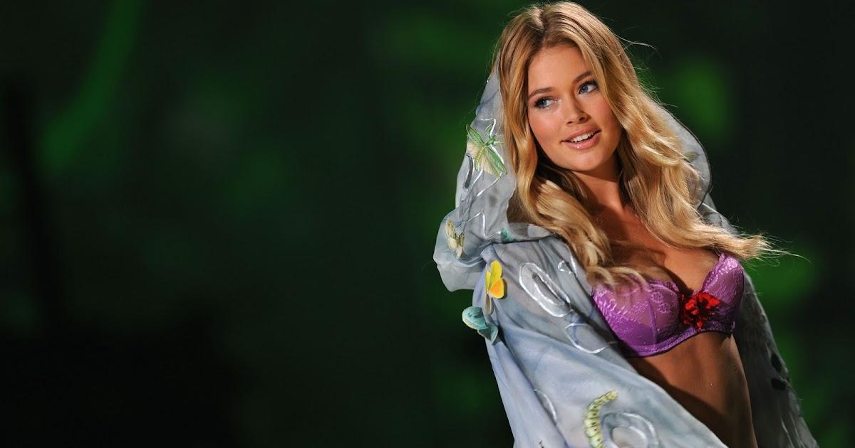 doutzen kroes victorias secret fashion show 2009 hq