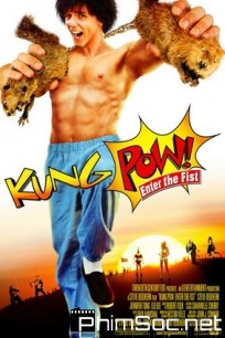 Phim Tuyệt Chiêu Võ Lười-Kung Pow: Enter The Fist