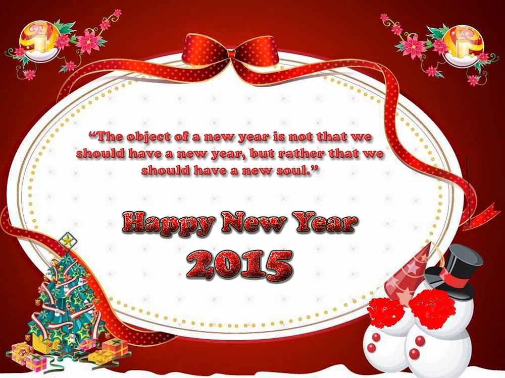 Lovers Happy New Year Wishes Greetings 2015 Images