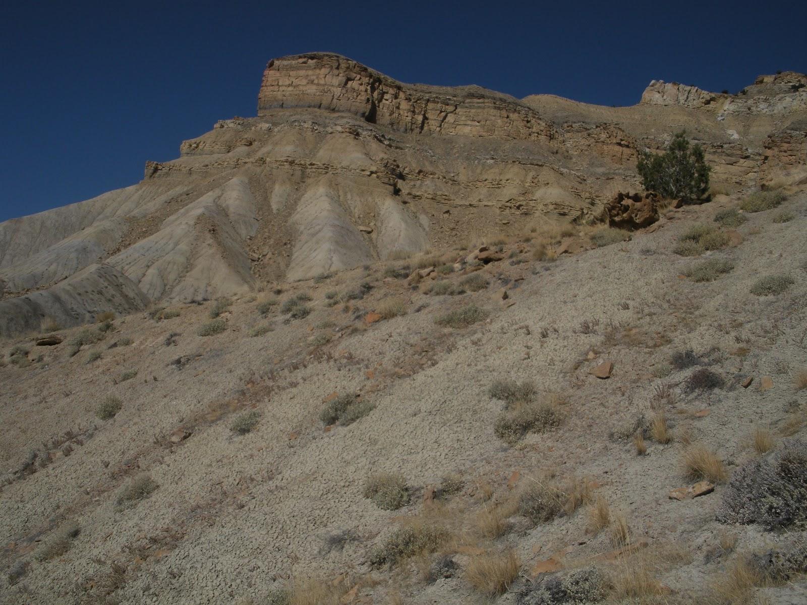 Book Cliffs Geology Book Cliffs Near Grand