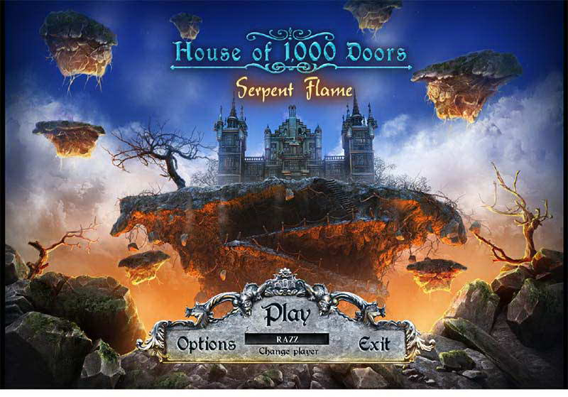House of 1000 Doors Serpent Flame Collector's Edition