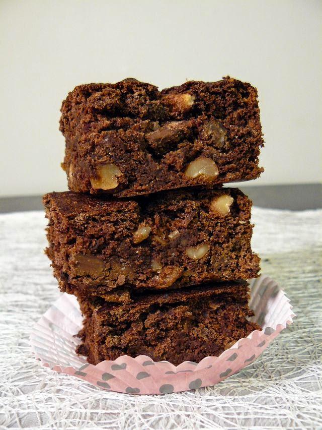 Fasolowe brownie
