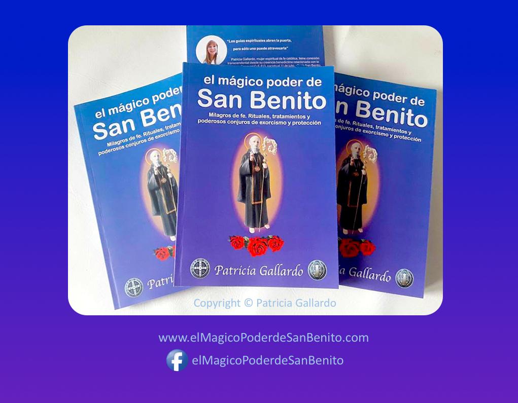 Libro: El Mágico Poder de San Benito.