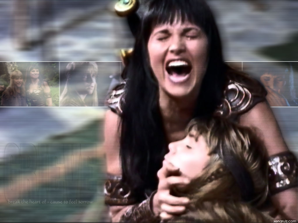 Where can xena warrior princess with you