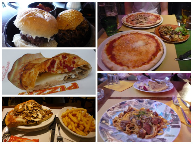 What we ate in Florence, Italy - Food Post