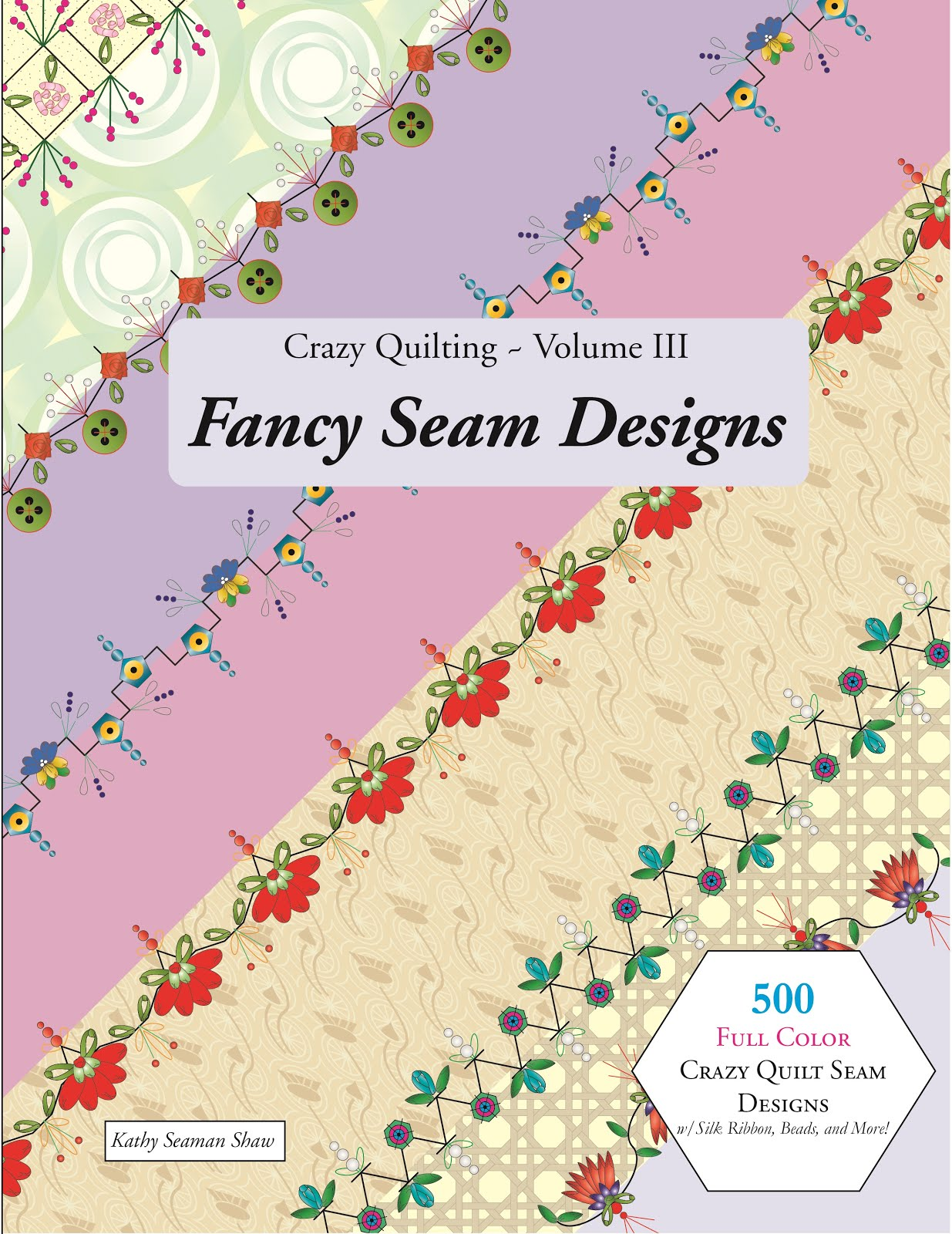 500 Fancy Seam Designs