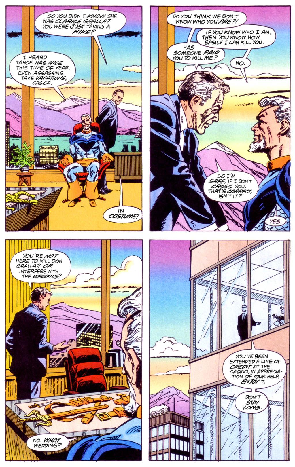 Deathstroke (1991) Issue #40 #45 - English 7