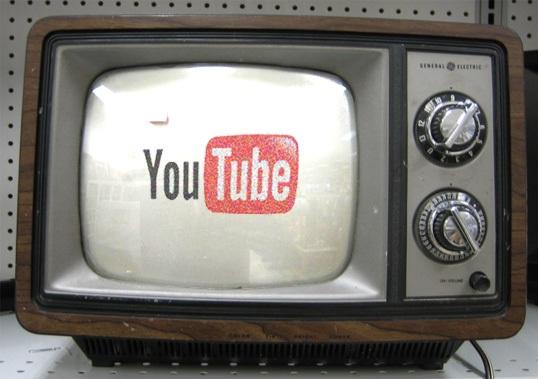 Youtube en 2012 podrá al aire 12 canales de TV
