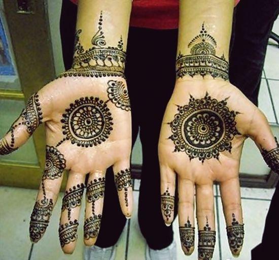 mehandi design 24 pakistani mehandi designs