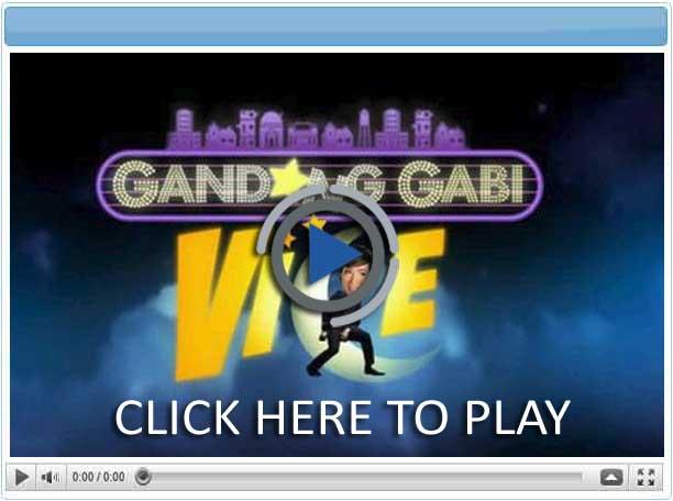 Gandang Gabi, Vice!  - Pinoy Show Biz  Your Online Pinoy Showbiz Portal