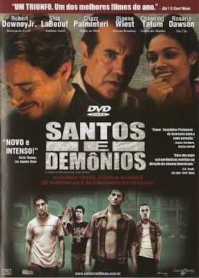 Santos e Demônios - DVDRip Dual Áudio