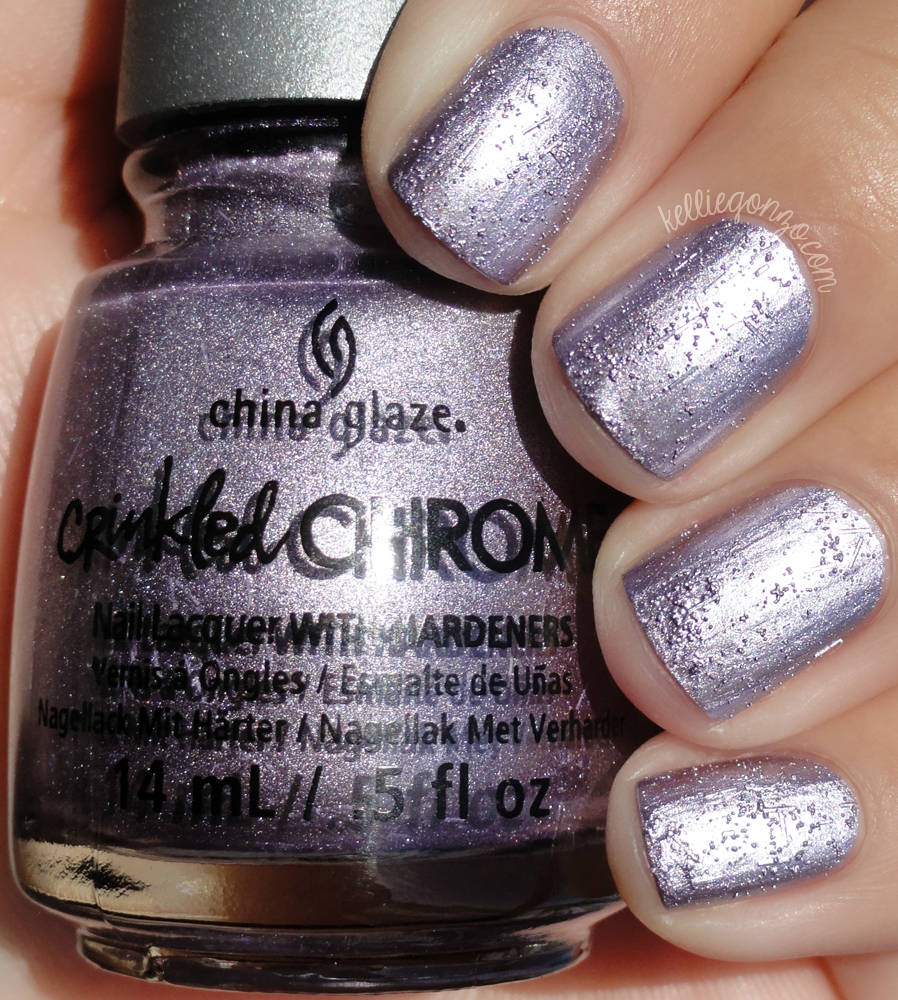 China Glaze - Crush, Crush, Baby